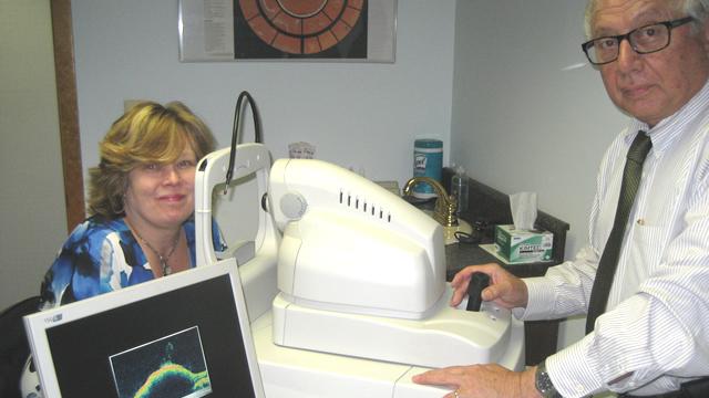 Optical World Digital Eye Exams