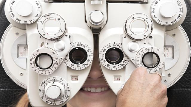 Optical World Eye Exams